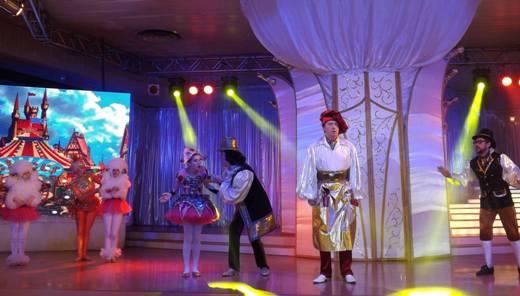 «Солодка казка» для одеських школярів