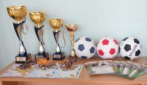 Підсумки І етапу «FOOTBALL FOR KIDS»