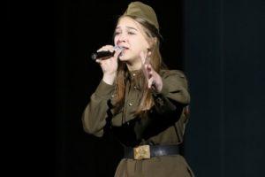 Гала-концерт переможців міського конкурсу «Пісня в солдатській шинелі»