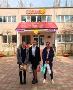 В Одесі пройшов благодійний марафон «До світлого дня - світлі вчинки»