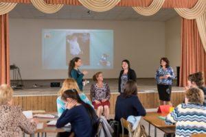 Одеські вчителі обговорювали питання наступності навчання дітей з особливими освітніми потребами
