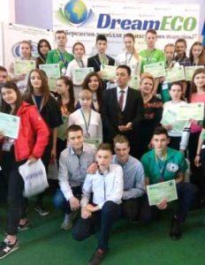 Одеська учениця стала дипломантом Всеукраїнської олімпіади «DreamECO»