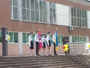 """Відкриття І (міського) етапу гри """"Сокіл"""" у Суворовському районі"""