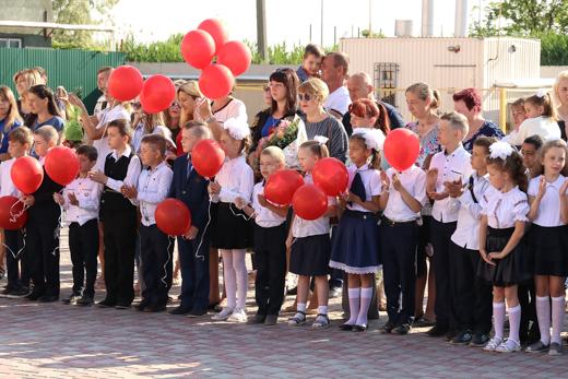 У одеських школах пролунав останній дзвоник