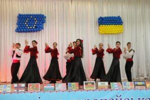 У школах Київського району пройшов творчий конкурс «Пані Європа»