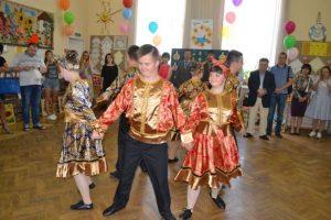 Святкування Міжнародного Дня захисту дітей у Одеській СШ №75