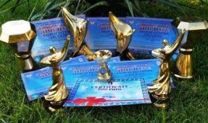 "Ансамбль ""Айседора"" - переможець конкурсу «Посмішки моря»"
