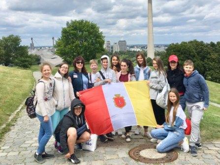 Одеські учні знайомились з культурою Німеччини: Мюнхен, Регенсбург, Зальцбург
