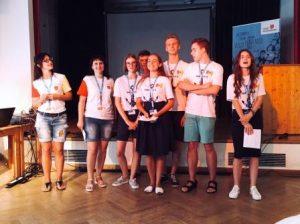 Одеські учні на 2 International Youth Conference у Регенсбурзі