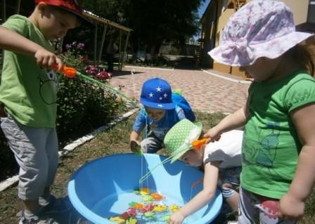 Оздоровлення в дитсадках Суворовського району