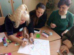 Розпочалась перша очна сесія підготовки вчителів початкових класів для роботи в умовах НУШ
