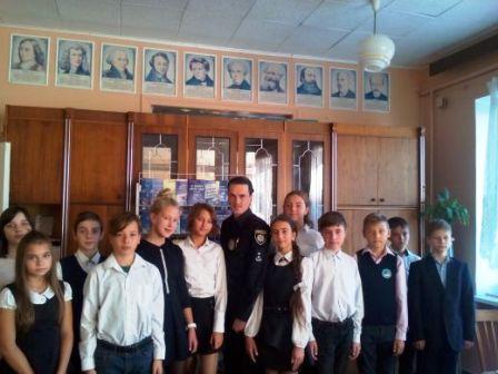 У закладах освіти Київського району проводяться заходи у рамках місячника «Зупинимо булінг разом»