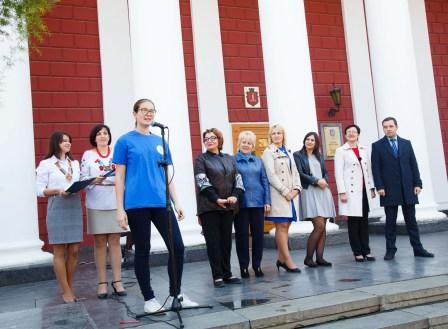 Закінчив роботу CROSS-Форум учнівської молоді «Разом ми змінимо світ!»