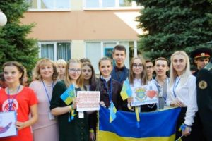 В Одесі відкрився CROSS-Форум учнівської молоді «Разом ми змінимо світ!»