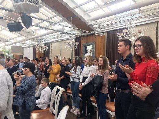 Одеські школярі зустрілися з Ніком Вуйчичем