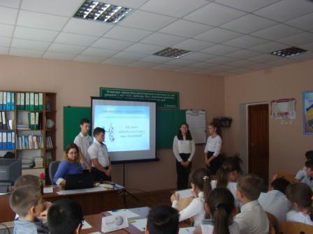 Як протидіяти кібербулінгу в сучасному середовищі говорили в Одеській ЗОШ №11