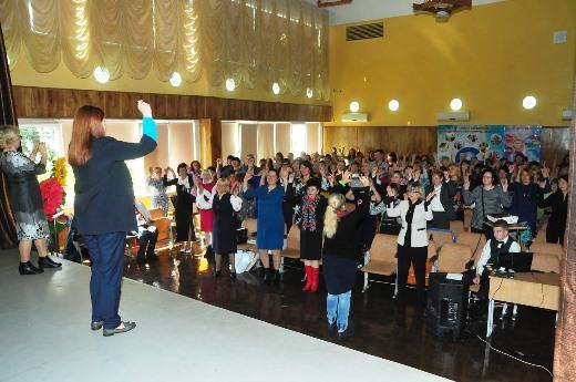 В Одесі відбувся VIII Всеукраїнський фестиваль педагогічних ідей