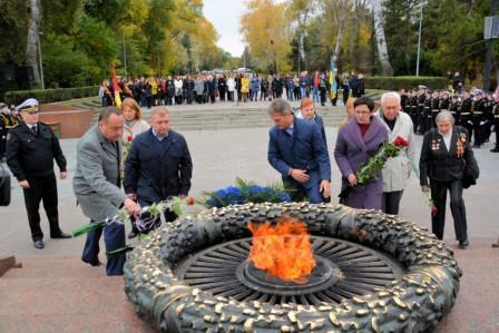 Пост №1 урочисто завершив несення Почесної Вахти Пам'яті 2018 року