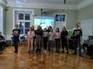 """Учні Одеського ліцею №9 взяли участь у міжнародному проекті """"Земля світу"""""""