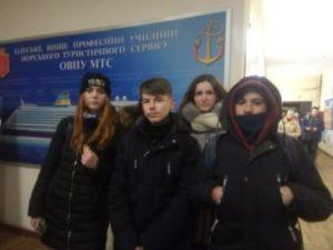 Одеські школярі відвідують Дні відкритих дверей