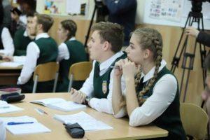 Урок учня 4 класу увійшов до Національного реєстру рекордів України