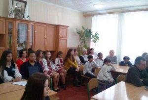 Представник Управління Верховного Комісара ООН відвідав Одеську школу №85