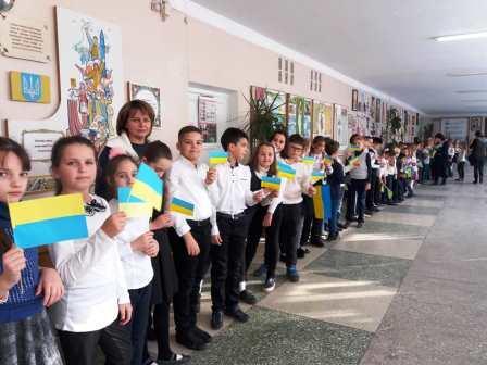 100 років Соборній Україні: як святкували День Соборності заклади освіти Одеси