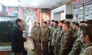 В Одеському військово-історичному музеї  Південного оперативного командування