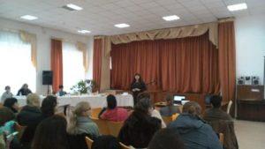 Семінар-практикум з питань запобігання та протидії насильству пройшов у Київському районі