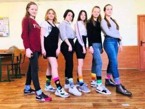 Флешмоб «Lots of Socks»