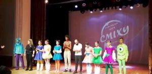 В Одесі відбулася ІІІ гра (півфінал) Шкільної Ліги сміху на «Кубок мера»