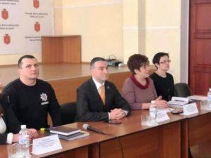 Семінари з питань запобігання насильству