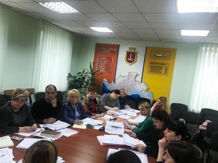 Засідання координаційної ради з питань створення умов для навчання дітей з особливими освітніми потребами