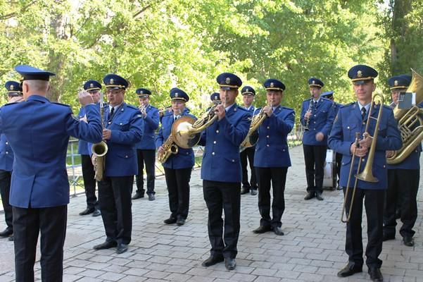 Військово-патріотична гра «Сокіл» («Джура») у Суворовському районі