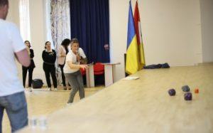 Освітянам Одеси презентували нові види спорту
