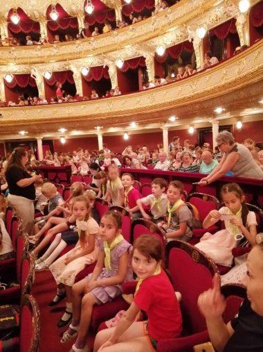 Організація оздоровлення та відпочинку дітей в м.Одесі в 2019 році