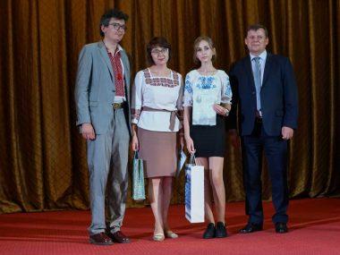 Одеські учні отримали нагороди IX Міжнародного мовно-літературного конкурсу ім. Тараса Шевченка
