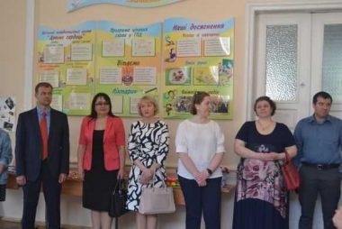 «Зустріч друзів» відбулася на базі Одеської СШ №75