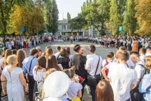 У закладах освіти міста розпочався новий 2019/2020 навчальний рік