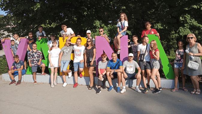 Відбулись змагання з пожежно-прикладного спорту серед юнацьких команд міст-побратимів Варни та Одеси