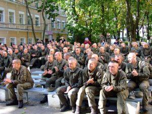 У закладах освіти міста відзначили День захисника України