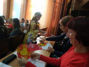 """В Одесі проходить міський конкурс """"Срібне слово"""""""