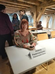 """Круглий стіл за темою """"Інклюзія"""" у місті-побратимі Регенсбург"""