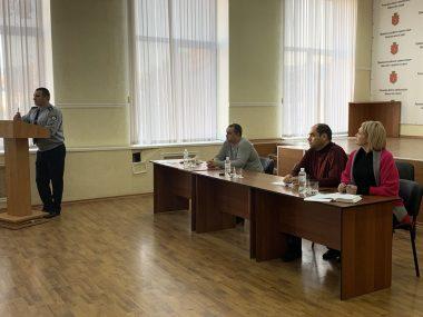 Відбулись наради з питань профілактики правопорушень
