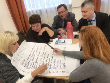 Самооцінювання школи: генеруємо ідеї, обираємо спектр інструментів, плануємо майбутнє
