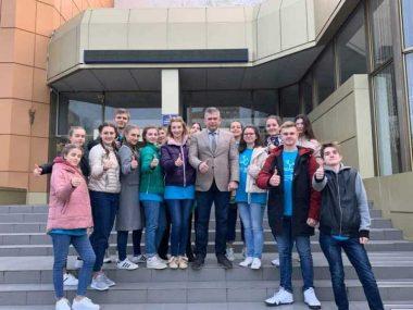 Відбулася друга сесія Парламенту старшокласників м. Одеси