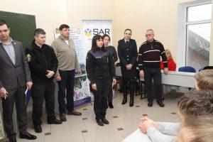 Підсумки міського конкурса «Юний парамедик»