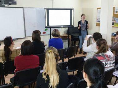 Вчителі розвивають професійну компетентність під час методичного заходу