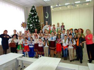 Благодійна різдвяна акція