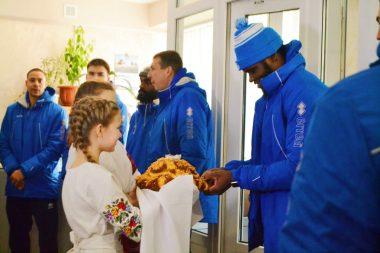 «Спорт єднає всіх»
